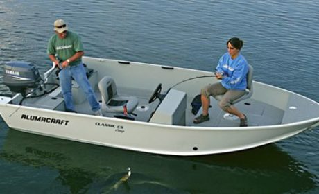 Best Small Boats for Fishing