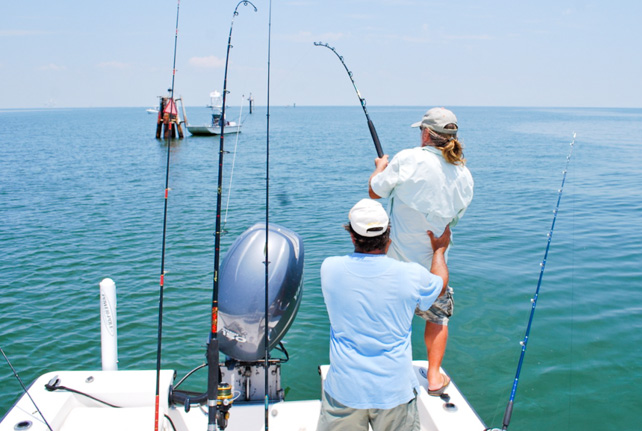 Tips for Getting Good Fishing Charters