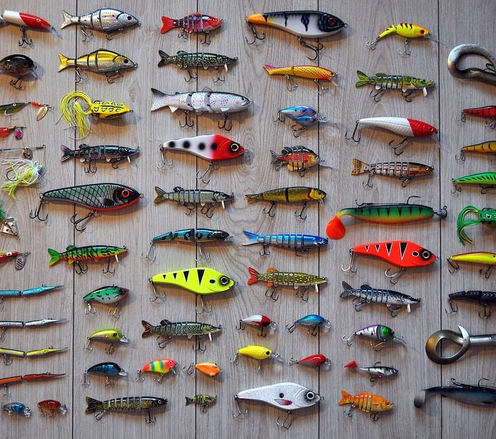 Best Bass Fishing Lures You Can Use